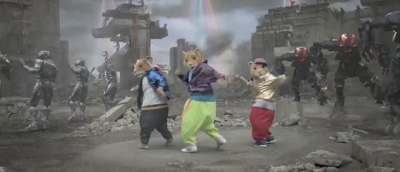 Nouvelle campagne de Pub Kia USA avec Hamsters