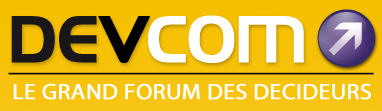 Logo 8me dition Devcom Lyon