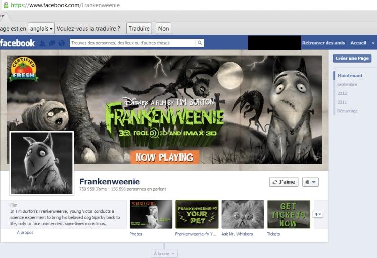 page globale frankenwinnie