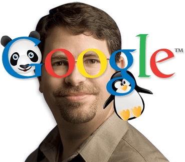 Matt Cutts-Algorithmes Panda Penguin