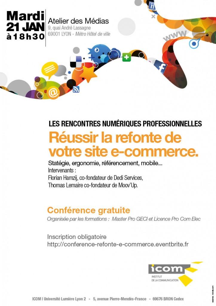 Conférence réussir sa refonte e-commerce