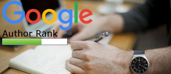 author rank Google