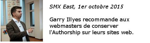 Garry Illyes authorship